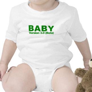 BABY Version 3.0 (Beta) Rompers