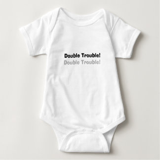 Baby Vest - Double Trouble Tee Shirt