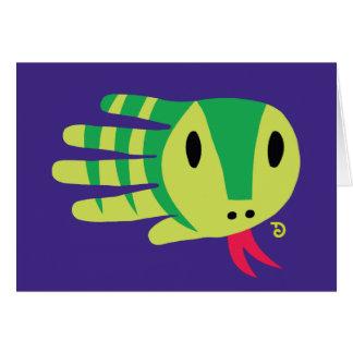Baby Viper Card