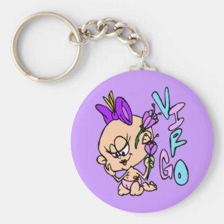 Baby Virgo Keychain