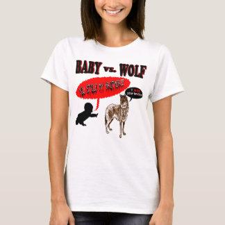 Baby vs. Wolf T-Shirt