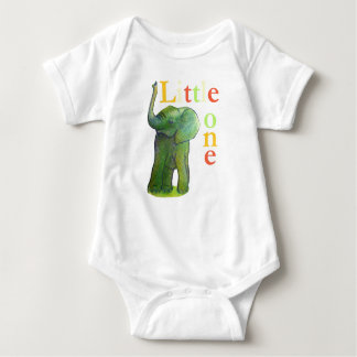 Baby Waddle's Elephant Infant Baby Bodysuit
