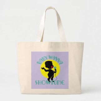 Baby Wanna Showtune (Boy) Tote Bag
