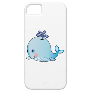 BABY WHALE iPhone 5 COVER