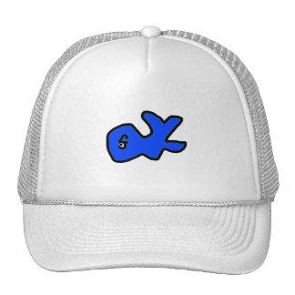 Baby Whale Trucker Hat