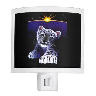 Baby White Tiger Night Light