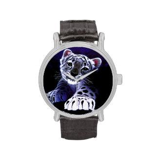 Baby White Tiger Watch