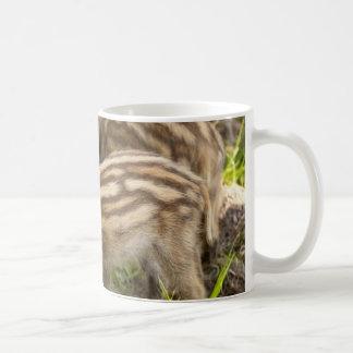 Baby Wild Boar Coffee Mug