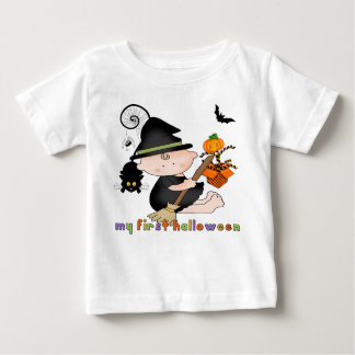 Baby Witch My 1st Halloween Infant T-Shirt