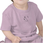 Baby with Butterfly Shirt