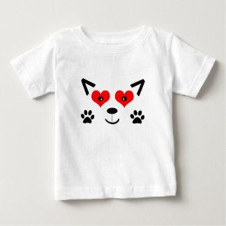 Baby Wolf Baby T-Shirt