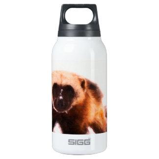 baby wolverine.jpg insulated water bottle