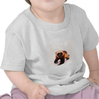 baby wolverine.jpg tee shirt