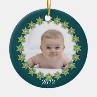 Baby You're A Star! Christmas Tree Ornaments