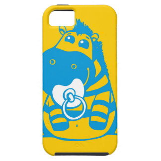 Baby Zebra iPhone 5 Cover