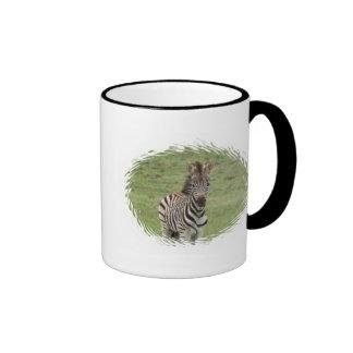 Baby Zebra Coffee Mug