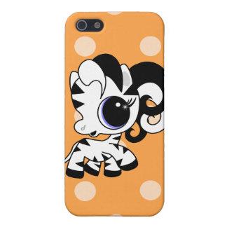 Baby Zebra iPhone 4 Case