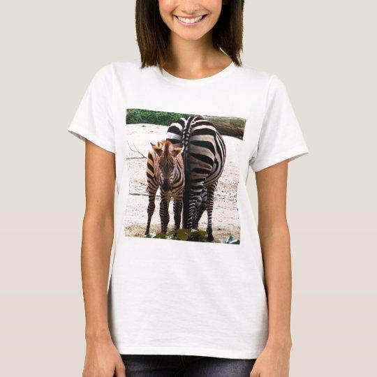 Baby Zebra T-Shirt