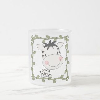 Baby Zebra T-shirts and Gifts Coffee Mugs