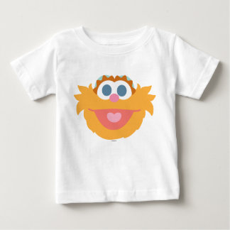 Baby Zoe Big Face Baby T-Shirt