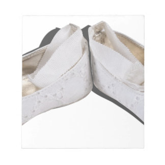 BabyBallerinaShoes103013.png Note Pads