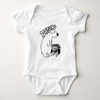 babybear baby bodysuit