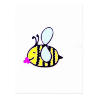 babybee postcard