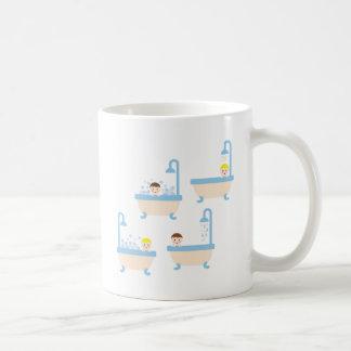 BabyBlue1 Classic White Coffee Mug