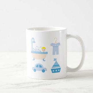 BabyBlue2 Classic White Coffee Mug