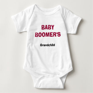BABYBOOMER'S Grandchild Tees