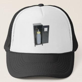 BabyBottleInLocker122111 Trucker Hat