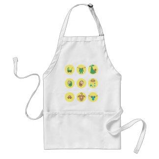 babyboy1 adult apron