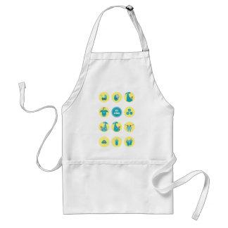babyboy3 adult apron