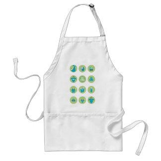 babyboy4 adult apron