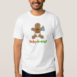 Babybread Gingerbread Man T-shirt