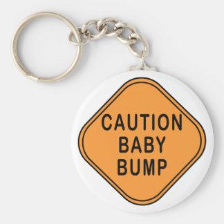 BabyBumpAhead Keychains