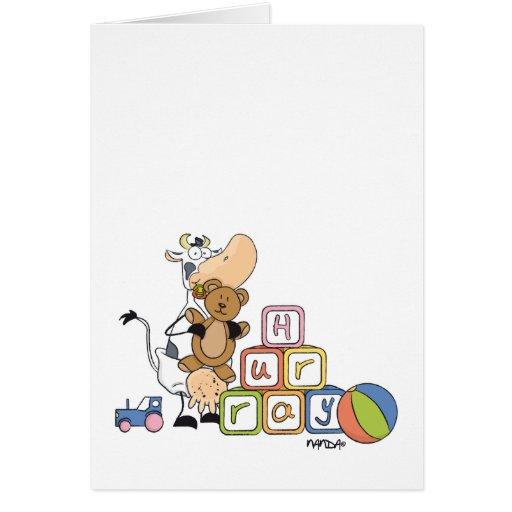 BabyCow Card