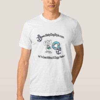 BabyDog Ahoy Tee in Blue