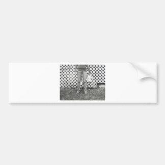 Babydoll1 Car Bumper Sticker