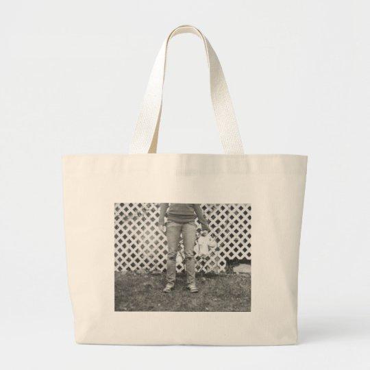 Babydoll1 Large Tote Bag