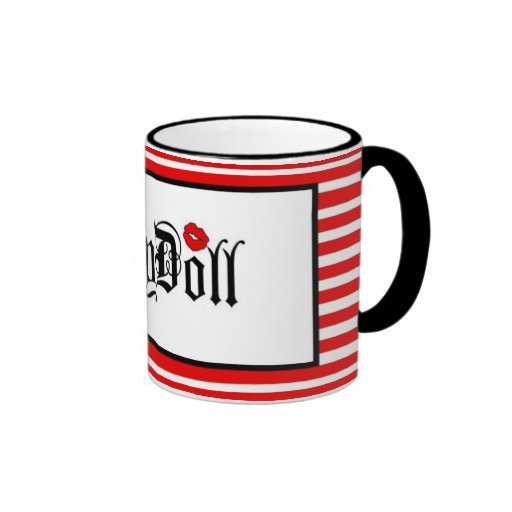 babydoll coffee mug