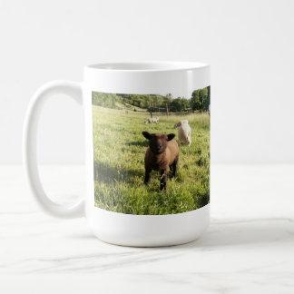 Babydoll Sheep Classic White Coffee Mug