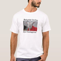 Babydoll Sheep Shirt -RIP Ramses