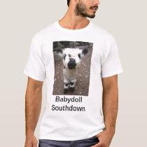 Babydoll Southdown Lamb T-Shirt