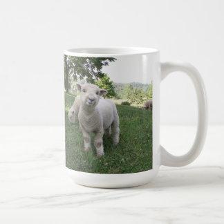 Babydoll Southdown Lambs Classic White Coffee Mug
