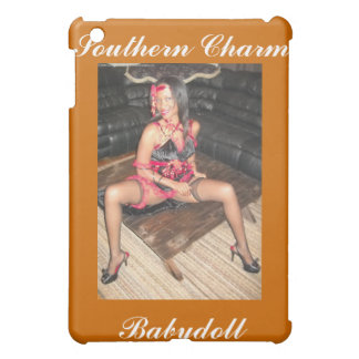 "Babydoll ""Southern Charm"" ipad case"
