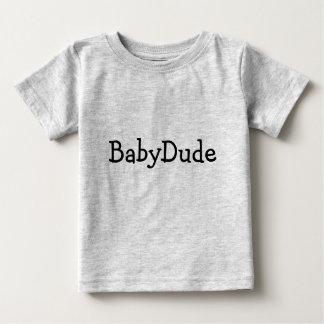 BabyDude  Infant Tshirt