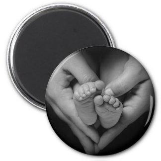 babyfeet magnets