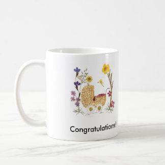 BabyGirl, BabyGirl, Congratulations!, Congratul... Coffee Mugs