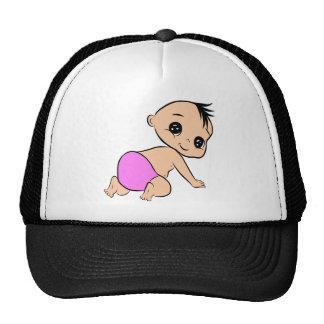 Babygirl Mesh Hat